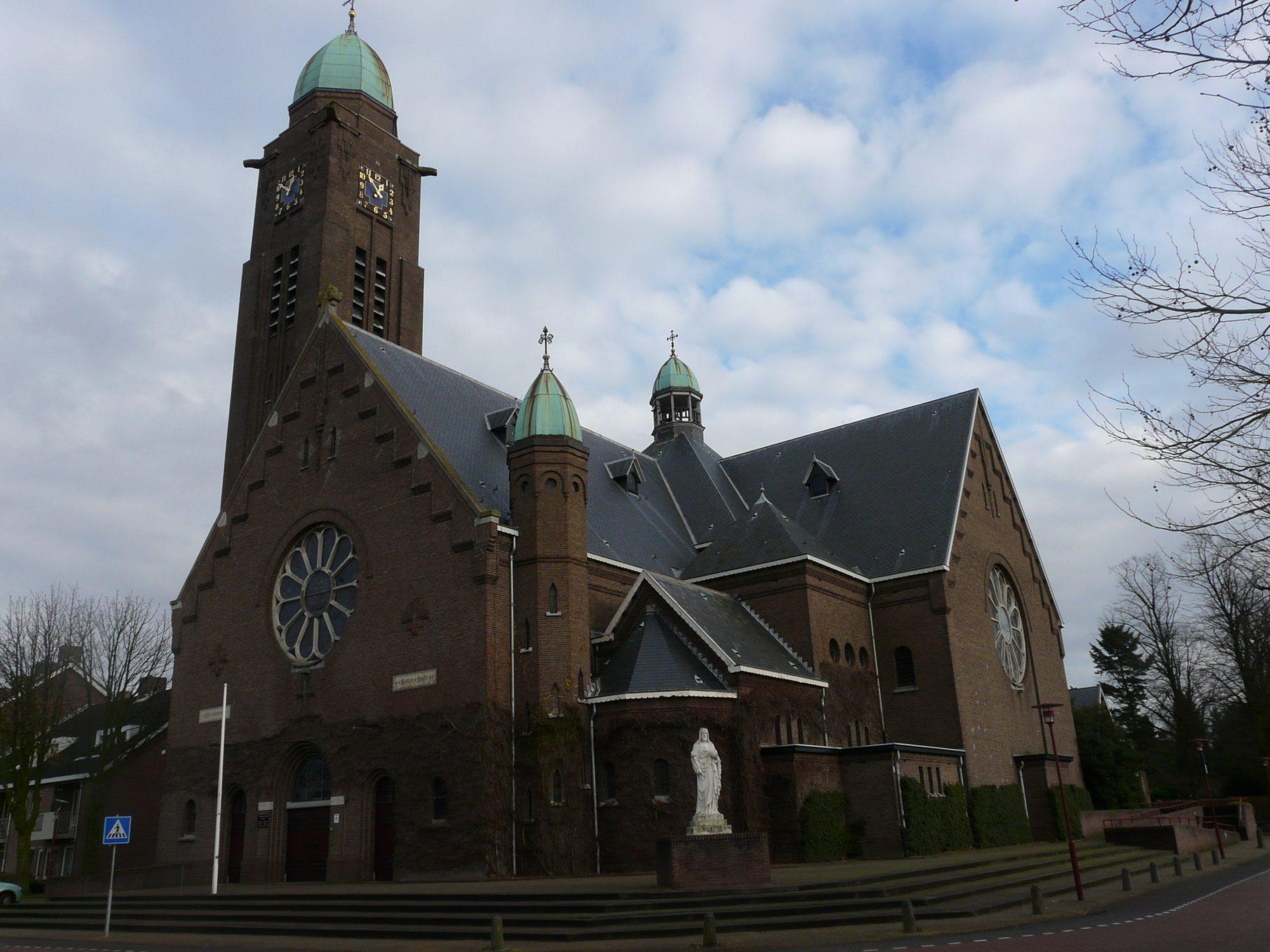 Kerk Teteringen