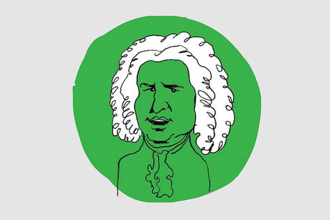 Bach-dag woensdag 21 maart 2018
