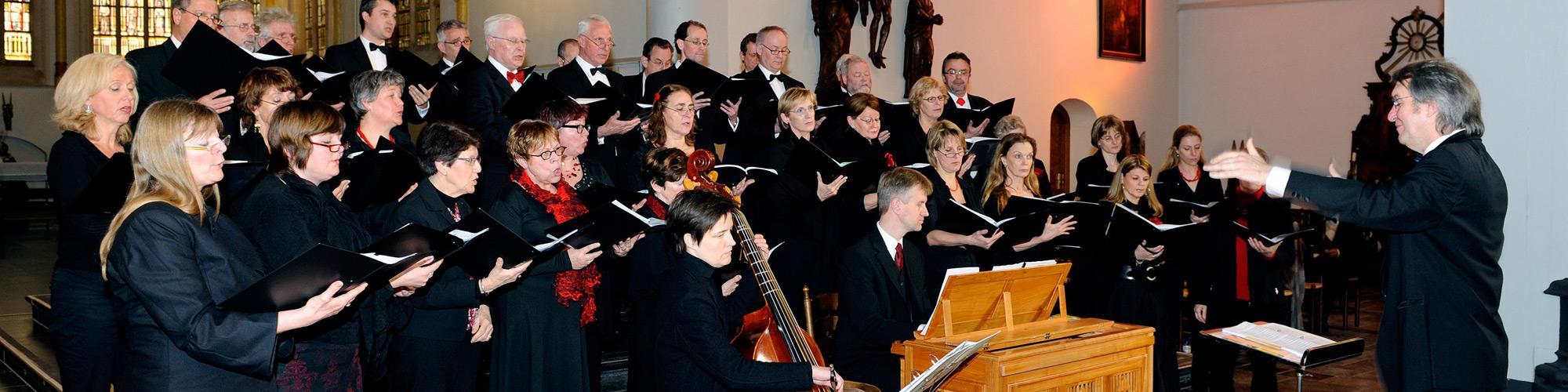 Bach - Over Ons - Koor