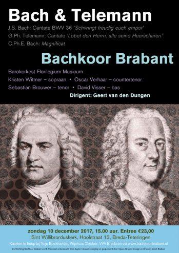 2017-12-10 Bach & Telemann