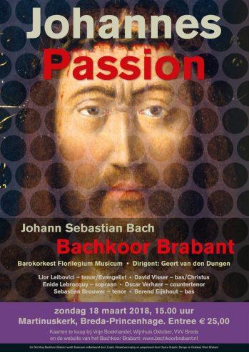 2018-03-18 Johannes Passion