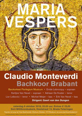 2018-10-06 Maria Vespers